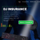 dj insurance website